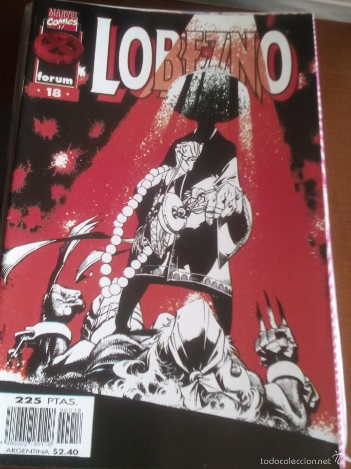 LOBEZNO N-18 VOL-2COMO NUEVO (Tebeos y Comics - Forum - X-Men)