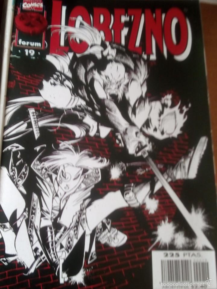 LOBEZNO N-19 VOL.2 COMO NUEVO (Tebeos y Comics - Forum - X-Men)