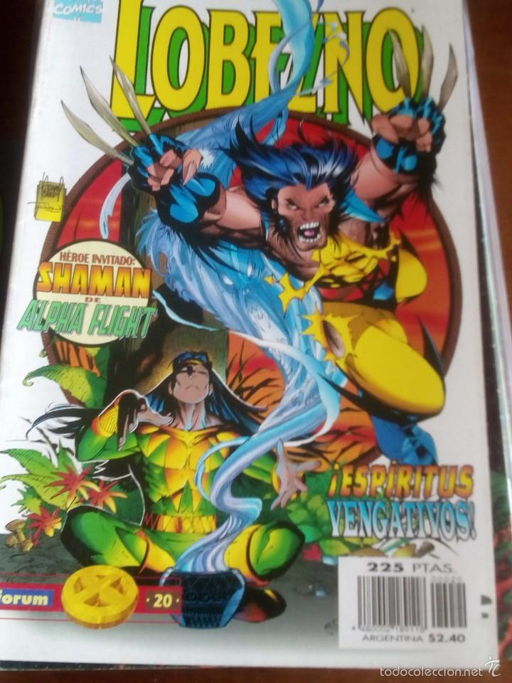 LOBEZNO N-20 VOL.2 COMO NUEVO (Tebeos y Comics - Forum - X-Men)