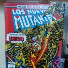 Cómics: LOS NUEVOS MUTANTES - 46 - NEW MUTANTS - VOLUMEN 1 - MARVEL COMICS - FORUM. Lote 61346075