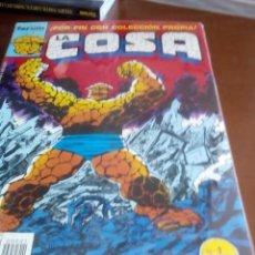 Cómics: LA COSA N-1 AL 16 COMPLETA. Lote 61402395