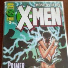 Cómics: X-MEN CRONICAS N-3 COMO NUEVO. Lote 61490223