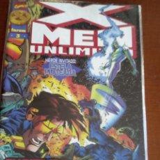 Cómics: X-MEN UNLIMITED N-3 COMO NUEVO. Lote 61491739