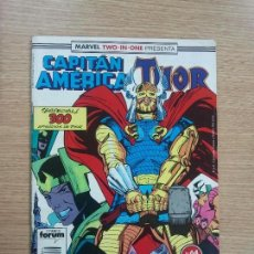 Cómics: CAPITAN AMERICA THOR VOL 1 (MARVEL TWO-IN-ONE) #64. Lote 61494739