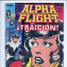 Cómics: ALPHA FLIGHT 6 FORUM. Lote 61557948