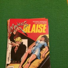 Cómics: MODESTY BLAISE Nº 3. Lote 61660320
