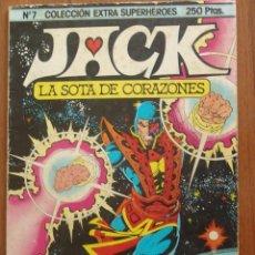Cómics: SOTA DE CORAZONES COLECCION EXTRA SUPER HEROES Nº7 DE FORUM. Lote 61666536