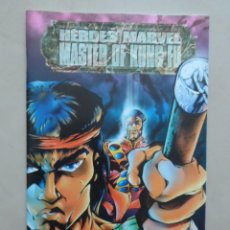 Cómics: HÉROES MARVEL: MASTER OF KUNG-FU - POSIBLE ENVÍO GRATIS - FORUM - DOUG MOENCH & TOM GRINDBERG. Lote 61696332