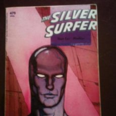 Cómics: THE SILVER SURFER - STAN LEE Y MOEBIUS - TOMO - FORUM. Lote 165791729