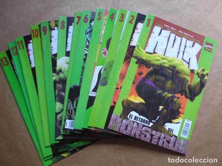 Cómics: El increible Hulk vol. 2 - 1 a 13 completa - Forum - Foto 2 - 61741324