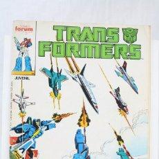Cómics: CÓMIC TRANSFORMERS - Nº 7. ¡MÁS DE LO QUE TUS OJOS VEN! - ED. PLANETA / FORUM COMICS, AÑO 1987. Lote 61885136