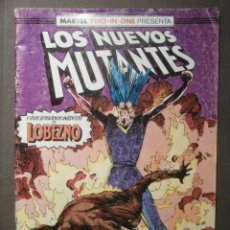 Cómics: COMIC - MARVEL TWO - IN - ONE PRESENTA : LOS NUEVOS MUTANTES -- Nº 44 -- FORUM -. Lote 61947204