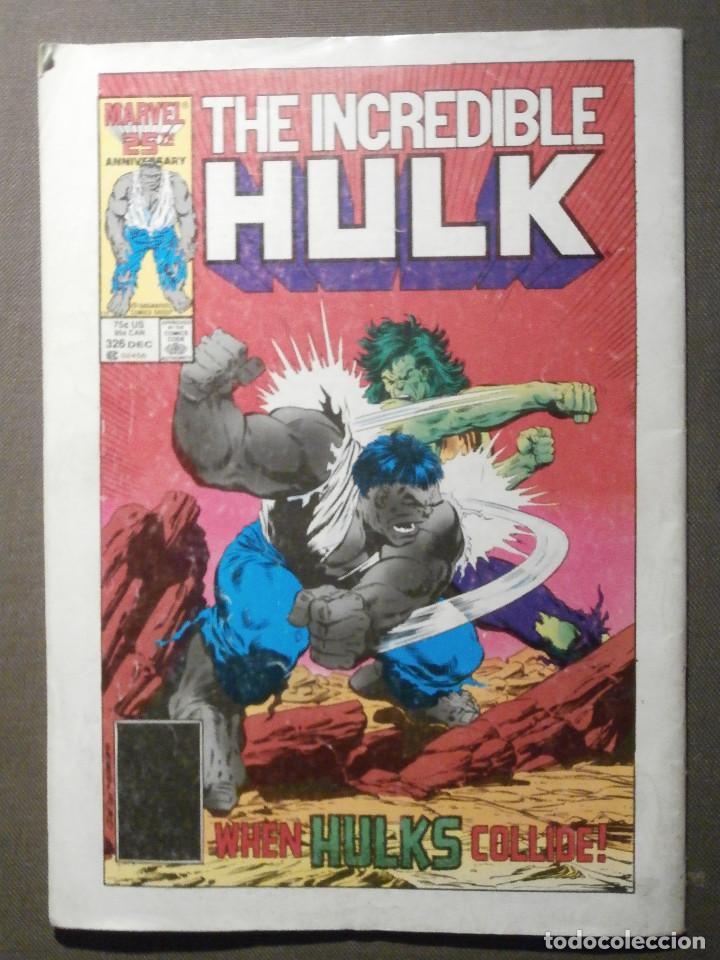 Cómics: Comic - Marvel Two - In - One - Alpha Flight - La Masa - Hulk - Nº 43 - Forum - - Foto 2 - 62062328