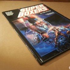 Cómics: SUPER BOXERS NOVELA GRAFICA FORUM NUMERO 5 EXCELENTE TAPA DURA. Lote 62106875