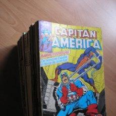 Cómics: CAPITAN AMERICA VOL 1 FORUM CASI COMPLETA - POSIBILIDAD DE ENTREGA EN MANO EN MADRID. Lote 62128288