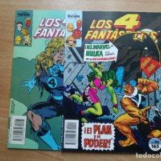 Cómics: LOTE LOS 4 FANTASTICOS Nº 90 97 FORUM BUEN ESTADO . Lote 62164272