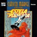 Cómics: CLASICOS MARVEL EN BLANCO Y NEGRO.08.ESTELA PLATEADA 02.FORUM.. Lote 62222772