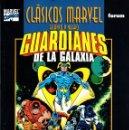 Cómics: CLASICOS MARVEL EN BLANCO Y NEGRO.09.LOS GUARDIANES DE LA GALAXIA.FORUM.. Lote 62222984