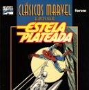 Cómics: CLASICOS MARVEL EN BLANCO Y NEGRO.10.ESTELA PLATEADA 03.FORUM.. Lote 62223120