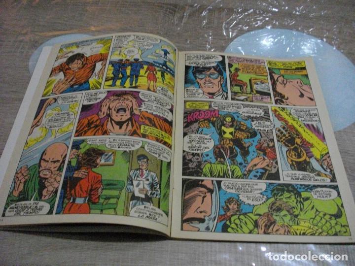 Cómics: COMICS LA MASA Nº1 EL DE LAS FOTOS -CREO QUE PROVIENE DE RETAPADO VER TODOS MIS LOTES DE TEBEOS - Foto 3 - 62246492