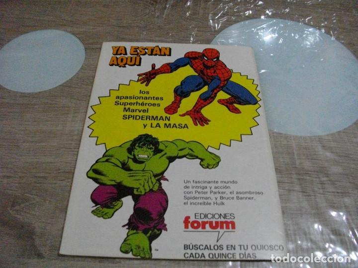 Cómics: COMICS LA MASA Nº1 EL DE LAS FOTOS -CREO QUE PROVIENE DE RETAPADO VER TODOS MIS LOTES DE TEBEOS - Foto 4 - 62246492