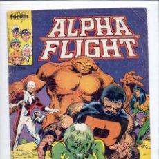Cómics: ALPHA FLIGHT 2 FORUM. Lote 62250512