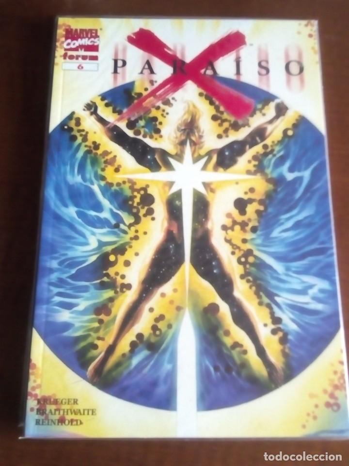 PARAISO X TOMO N-6 ULTIMO COMO NUEVO L2P3 (Tebeos y Comics - Forum - Prestiges y Tomos)