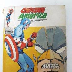 Cómics: EL CAPITÁN AMÉRICA. Lote 62403724