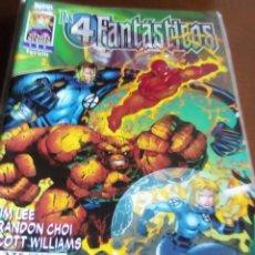 Cómics: LOS 4 FANTASTICOS HEROES REBORN N-1 AL 12 COMPLETA COMO NUEVOS AÑO 1997 L2P3. Lote 62415104
