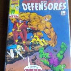 Cómics: LOS DEFENSORES N-6 COMO NUEVO L2P3. Lote 62417588