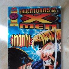 Cómics: X-MEN, LAS AVENTURAS DE LOS (VOL. II) Nº 6. Lote 62452044
