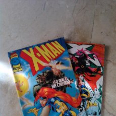 Cómics: X-MAN -VOL. II- NºS 10 Y 21 (POSIBILIDAD DE VENTA POR UNIDAD) VER FOTOS. Lote 62452292