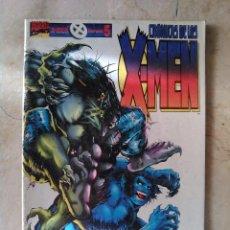 Cómics: X-MEN, CRONICAS DE LOS (VOL. I) Nº 5. Lote 62453416
