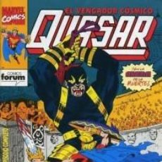 Cómics: QUASAR Nº 3 - FORUM - IMPECABLE. Lote 62461772