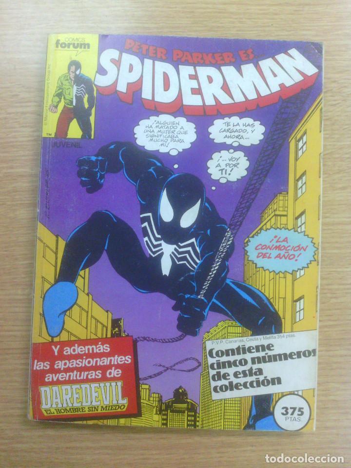 SPIDERMAN VOL 1 RETAPADO (NUMEROS 131 A 135) (Tebeos y Comics - Forum - Spiderman)
