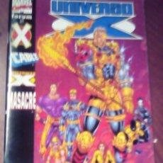 Cómics: UNIVERSO X N-5. Lote 62581852