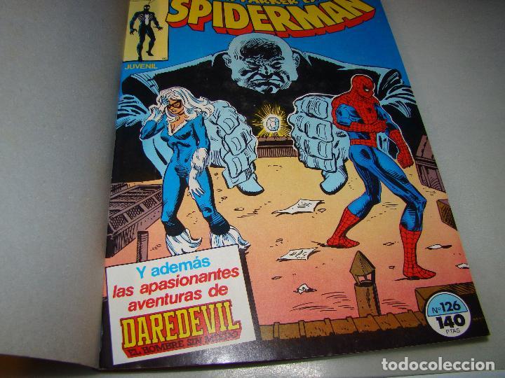 Cómics: Lote de 9 retapados de SPIDERMAN - Foto 3 - 135125390