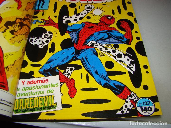 Cómics: Lote de 9 retapados de SPIDERMAN - Foto 4 - 135125390