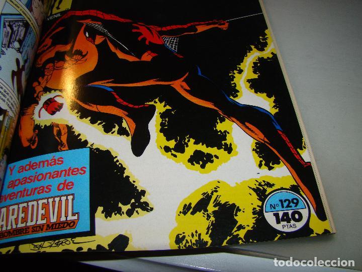 Cómics: Lote de 9 retapados de SPIDERMAN - Foto 6 - 135125390