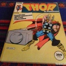 Cómics: RETAPADO FORUM VOL. 1 THOR NºS 21 AL 25. 300 PTS. 1983. BUEN ESTADO.. Lote 62869612