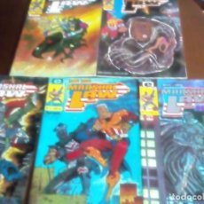 Cómics: MARSHAL LAW SERIE DE 6 NUMEROS LEER DESCRIPCION L2P3. Lote 62888988