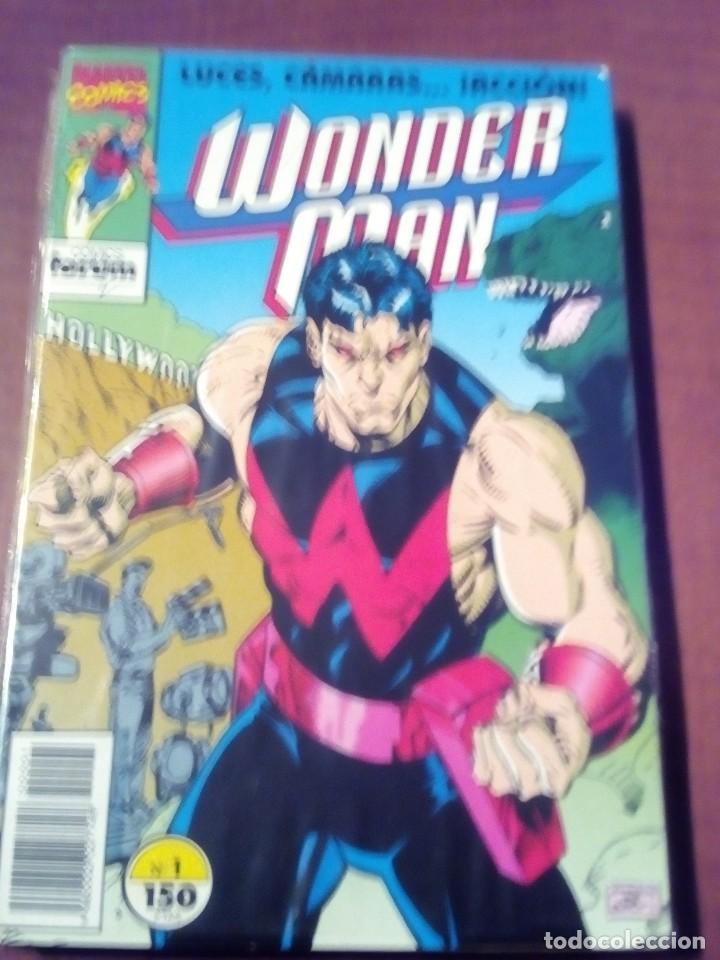 WONDER MAN N-1 AL12 COMPLETA (Tebeos y Comics - Forum - Otros Forum)