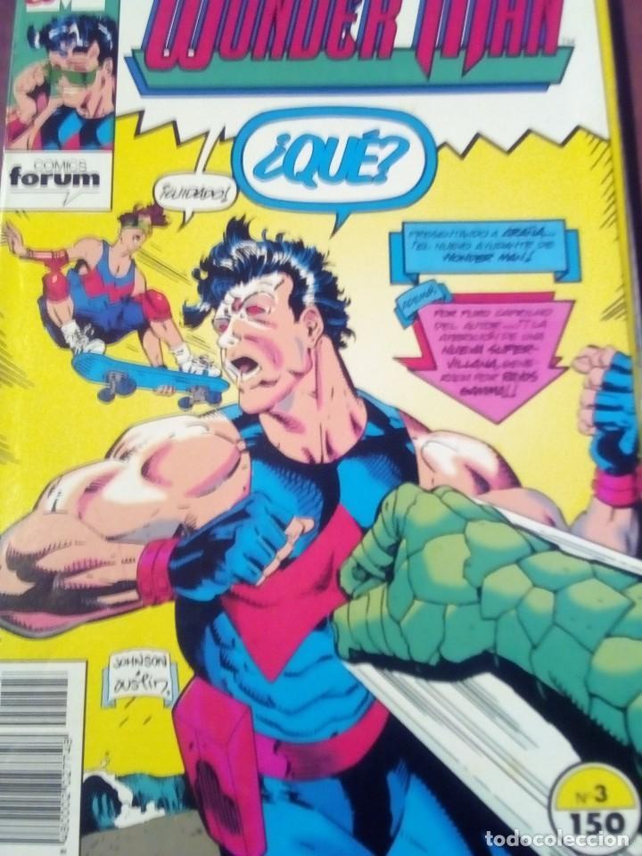 Cómics: WONDER MAN N-1 AL12 COMPLETA - Foto 3 - 63176108