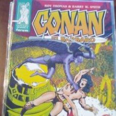 Cómics: CONAN EL BARBARI N-9 COMO NUEVO L2P4. Lote 63364460
