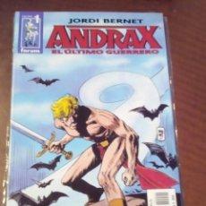 Cómics: ANDRAX N-1 COMO NIEVO L2P4. Lote 63365296