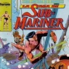 Cómics: LA SAGA DE SUB MARINER Nº 2 - FORUM. Lote 63377648