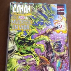 Comics: CONAN EL BARBARO N-6 AÑO 1996 COMO NUEVO L2P4. Lote 63378404