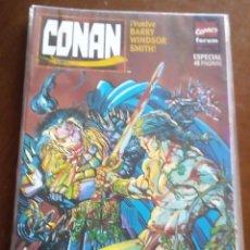 Comics: CONAN EL BARBARO N-4 ESPECIAL COMO NUEVO L2P4. Lote 63379960