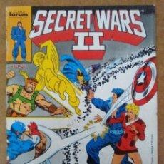 Cómics: SECRET WARS II Nº 25 - FORUM - BUEN ESTADO. Lote 211506931