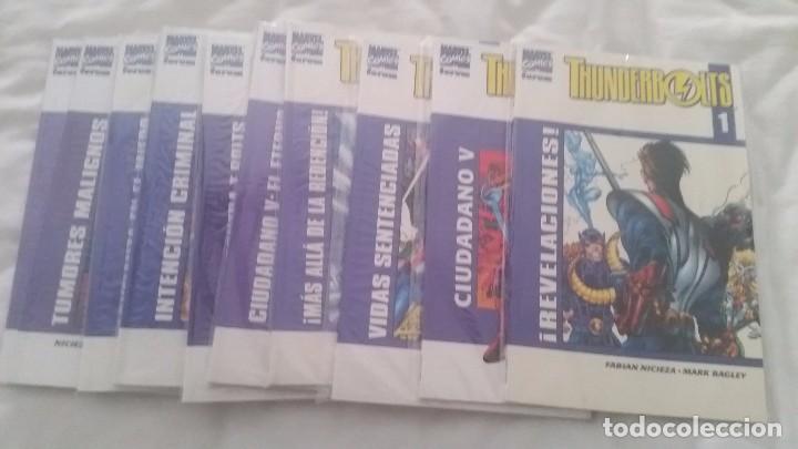 THUNDERBOLTS VOL.2 (OBRA COMPLETA 11 TOMOS) (Tebeos y Comics - Forum - Vengadores)